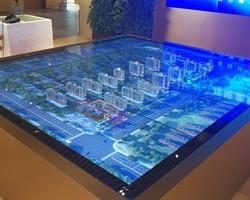 数字沙盘可以融合更多的设计和新鲜元素