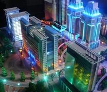 郑州沙盘制作公司介绍建筑模型制作方案设计要素
