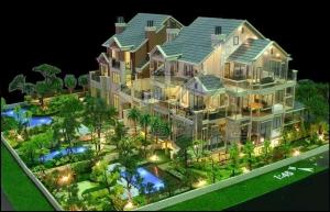 建筑模型的主要分类有哪些?