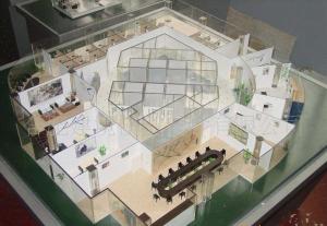 河南建筑模型设计要素