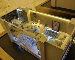 建筑模型采用什么照明方法呢?