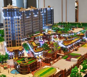 房地产沙盘模型的制作步骤