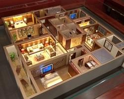 建筑模型项目制作流程是什么?