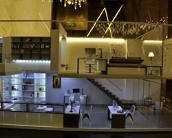 售楼部模型中采用的照明方式