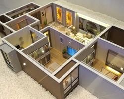 沙盘模型应用于建筑的作用