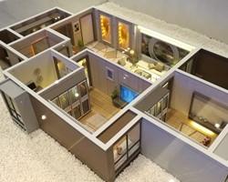 建筑模型制作时怎么制作绿地